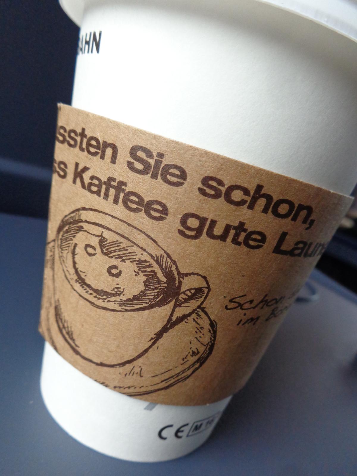 Kaffee Gute Laune