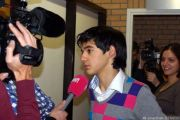 Anish Giri in Wijk